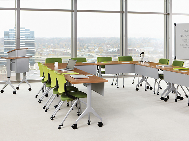 hon training room tables