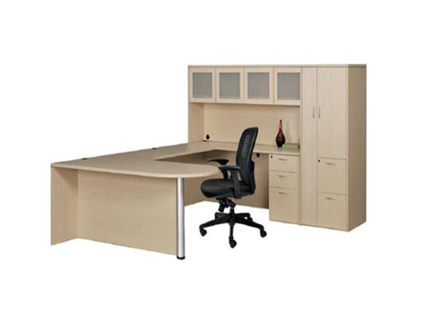 Amber U Desk Bullet