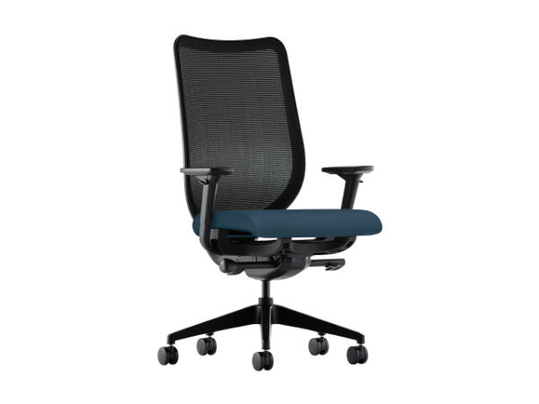 hon nucleus blue seat bottom main image