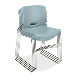 honh4041 olson stack chair light blue