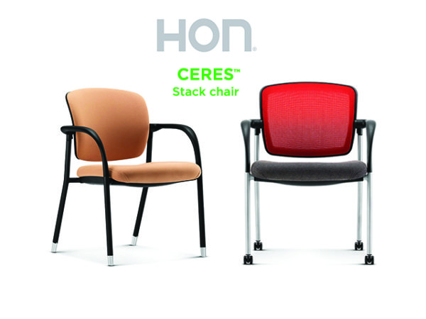 Hon Ceres stack chairs