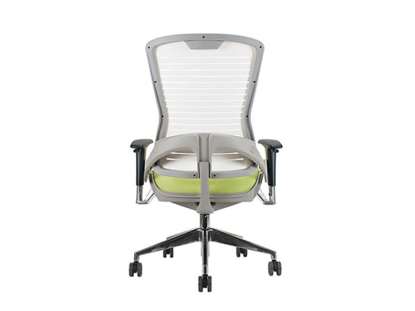OM5 Paladium Lime task chair
