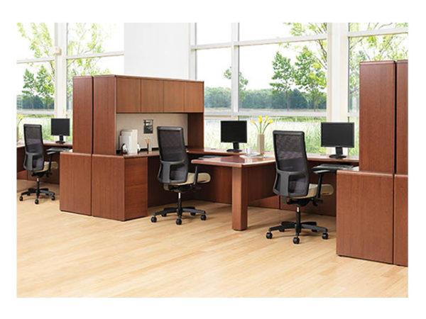 HON 10700 teaming desk