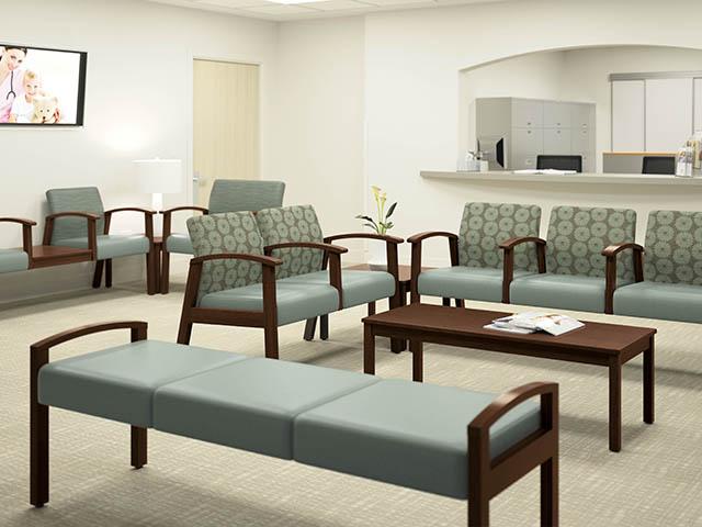 Healthcare Lounge