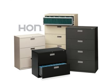 hon lateral files