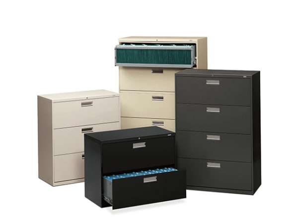HON LATERAL Files Storage