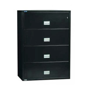 phoenix-4-drawer-lateral-black