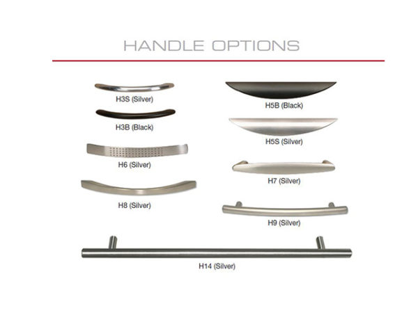 Canyon Handle Options