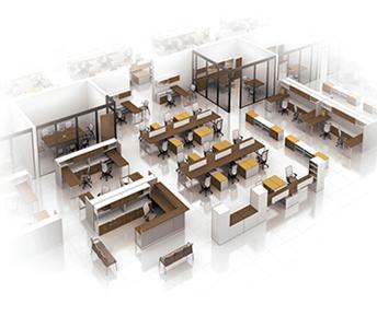 HON VOI Floorplan Birdseye View