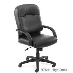Boss B7401 highback executive chair 300px