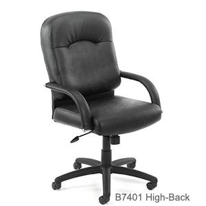 B7401 highback executive chair 300px