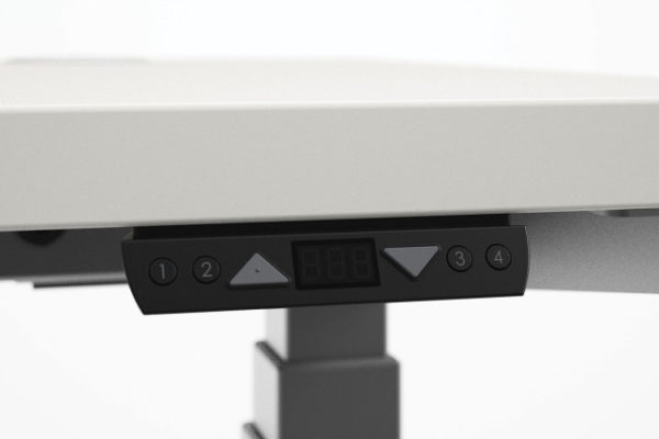 Coordinate Height Adjustable Base Table Memory Control Detail)