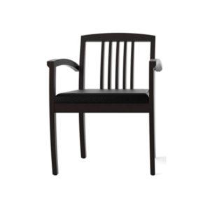 cherryman slat back guest chair