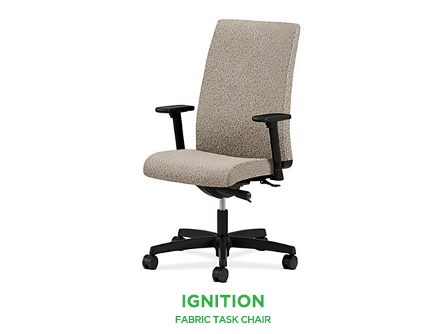Hon Ignition Fabric Task Chair Main Image