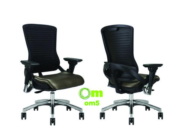 office master OM5 BEX Modern Black Executive