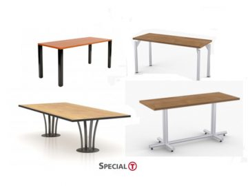 special t hospt tables