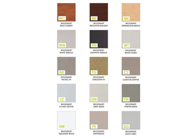 Surface Laminate Options