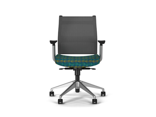 Sit on It Wit mid back mesh Task Chair