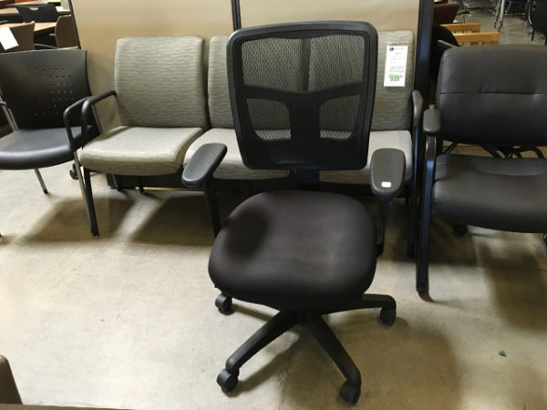 office master task chair front view