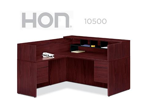 HON 10500S reception Desk