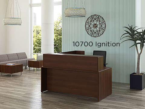 HON 10700 ignition Reception desk