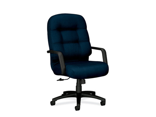 hon-pillowsoft-executive-high-back-blue