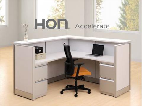 accelerate reception desk