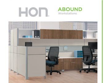 hon abound workstations main image