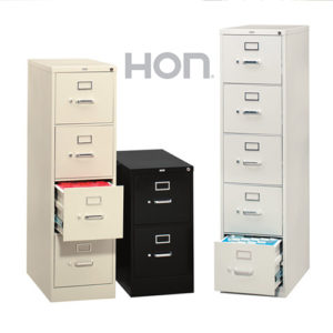 hon vertical files