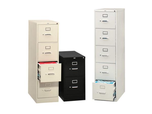 hon 510 series vertical files