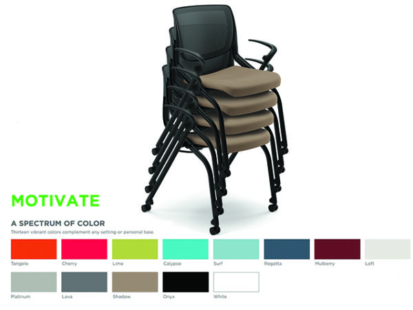 hon motivate color options