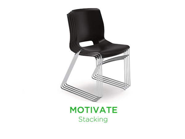hon motivate stacking chair