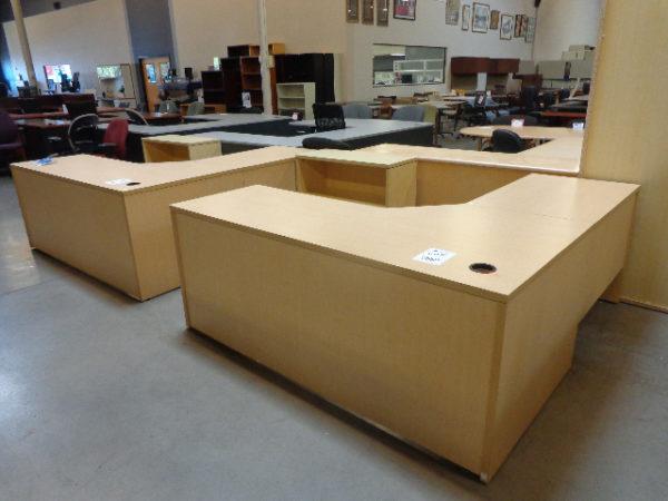 used-maple-l-shape-desk