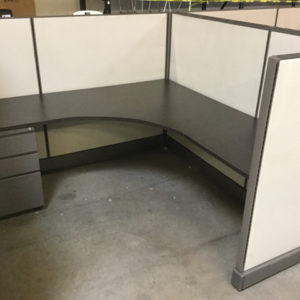 Preowned 6x6 cubicle