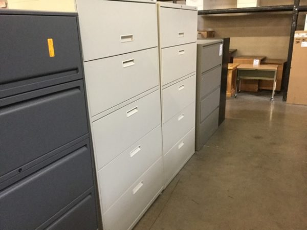 HON 5 DRAWER LATERAL