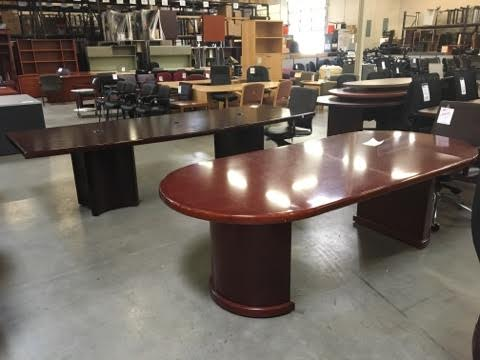 used conference tables 2