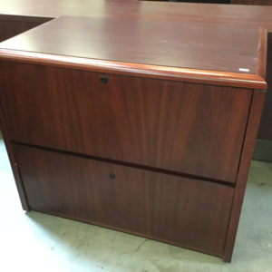 National two drawer file