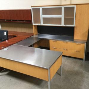 Jofco u shape desk