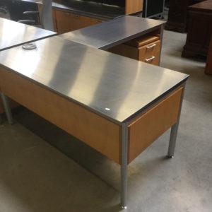 Jofco l shape desk