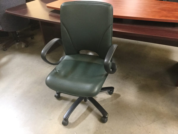 Haworth executive chair