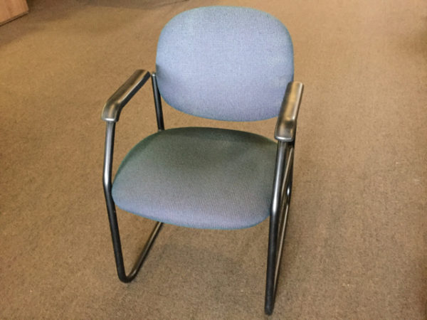 Sit on it guest chair