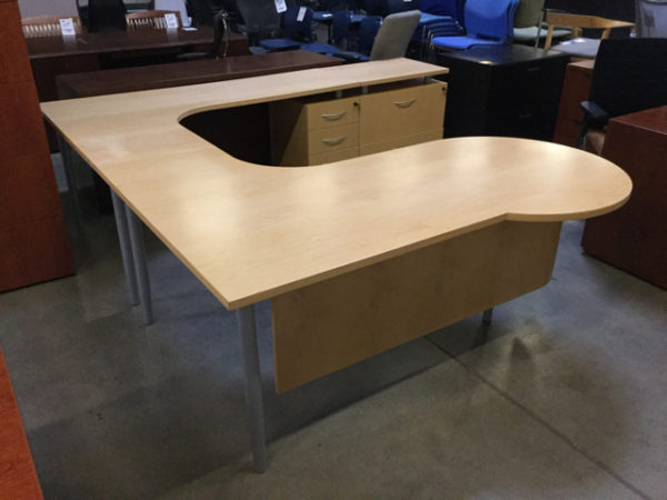 Global u shape desk