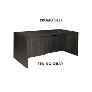 30x60 double pedestal desk