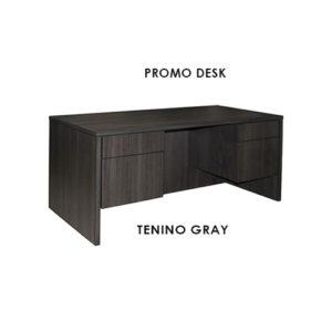 30x60 double pedestal desk
