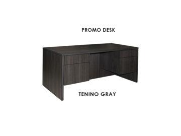 30×60 double pedestal desk
