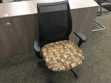 Haworth improv task chair