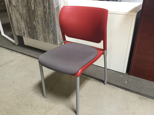Sit on it stack chair