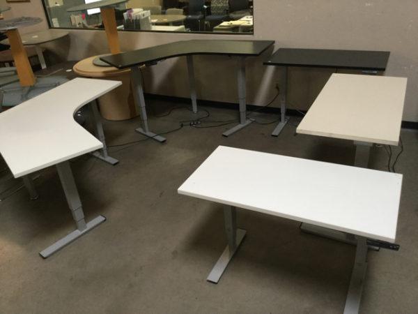 ESI electric adjustable desk