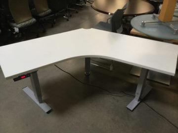 ESI height adjustable desk