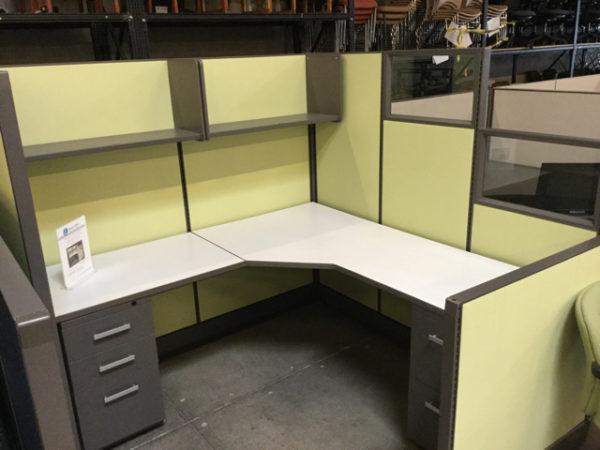 6x6 cubicle